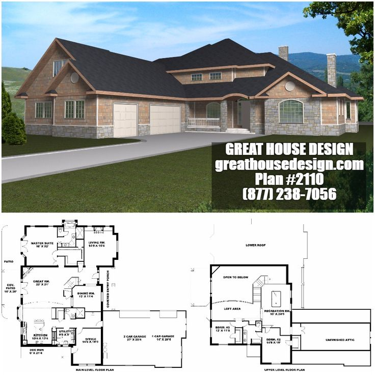 icf home designs%0A TwoStory House Plan        Toll Free