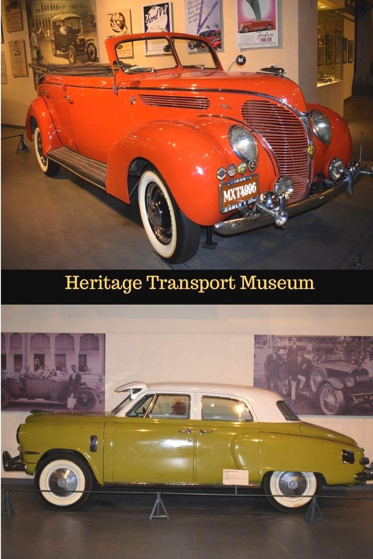 Heritage Transport Museum near Delhi, India