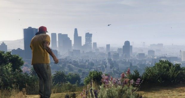 Grand Theft Auto V Review | PlayStation 4 UK