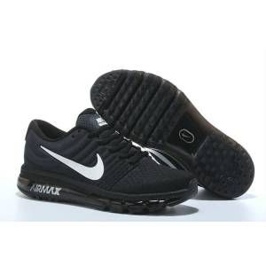 Nike Air Max 2017 BLACK Bayan Spor Ayakkabı
