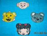 Image detail for -Ni hao kai lan cookies by nicnaccreations on Etsy
