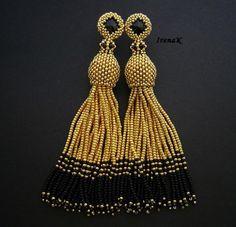 Náušnice - Medúza - 3987783_