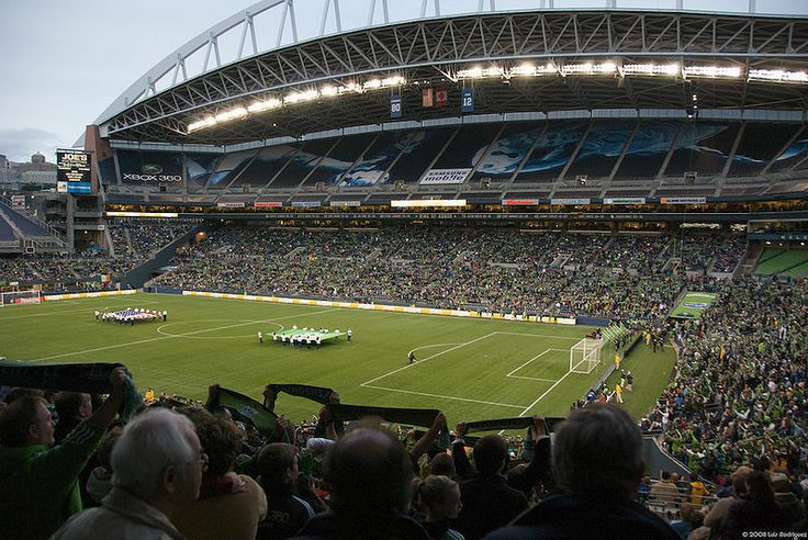 CenturyLink Field - Seattle Sounders