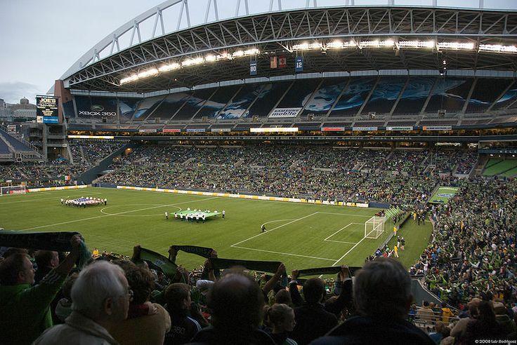 CenturyLink Field - Seattle Sounders
