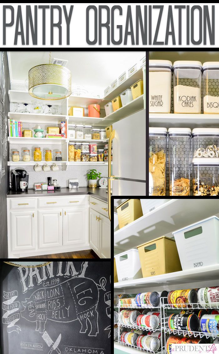 153 best Pantry Ideas - Organization Storage & Decor images on ...