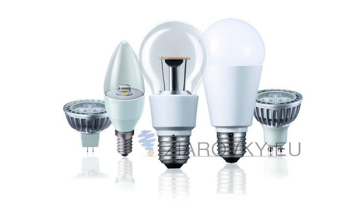 LED žiarovka - predaj lacných LED žiaroviek