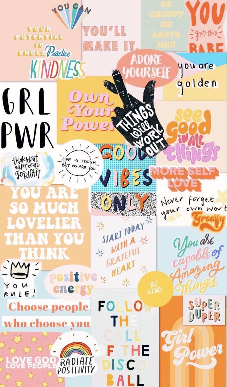 Girl Power Wallpaper For Your Phone