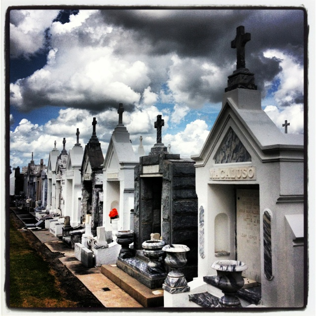 Haunted Places In Whittier California: St. Louis Cemetery 3 NOLA