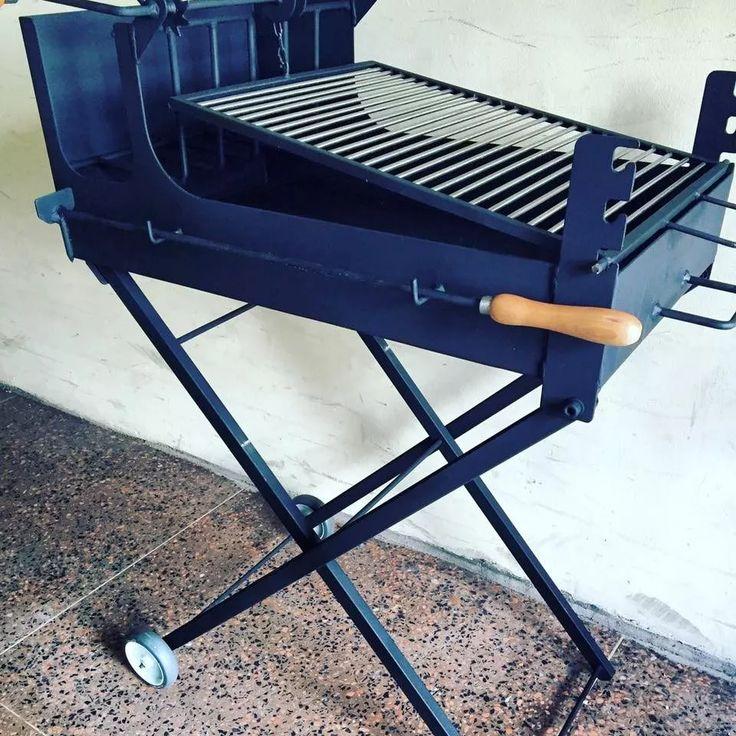 Parrilla E Churrasqueira Portátil - Eco Parrilla - R$ 1.399,00 no MercadoLivre