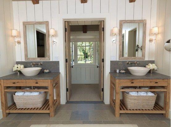 Rustic Beach Bathroom Vanities 71 best the cooper's house images on pinterest | bathroom ideas