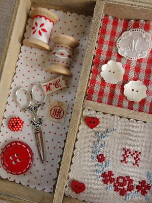 Stitches & Crosses par Marijke
