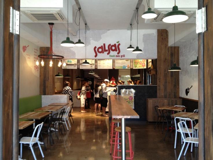 Salsa's Fresh Mex Grill, Glenelg, SA