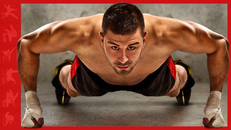 Push Up Styles to improve your Martial Art Skills #pushups #martialarts