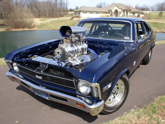 Killer Custom Muscle Cars Daily at: http://hot-cars.org