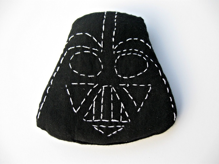 Darth Vader bean bag. Star Wars Party