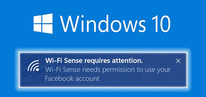 Wi-Fi Sense, o caracteristica windows cu potential risc de securitate.