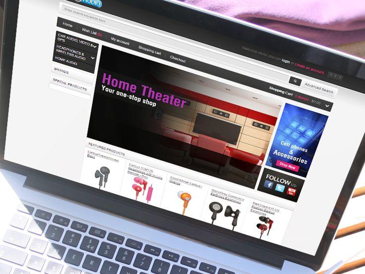Portfolio - Web Design and Development - Accunity