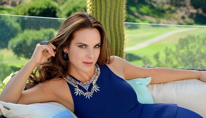 Kate_Del_Castillo  La Gaviota ordena perseguir a Kate del Castillo