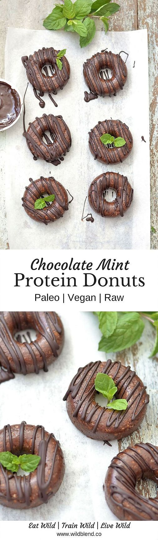 National Doughnut Day you say? Sounds like the best holiday EVER! To celebrate, I made these raw Vegan No-Dough-Nuts which are, you've guessed it, RawNuts. Eve