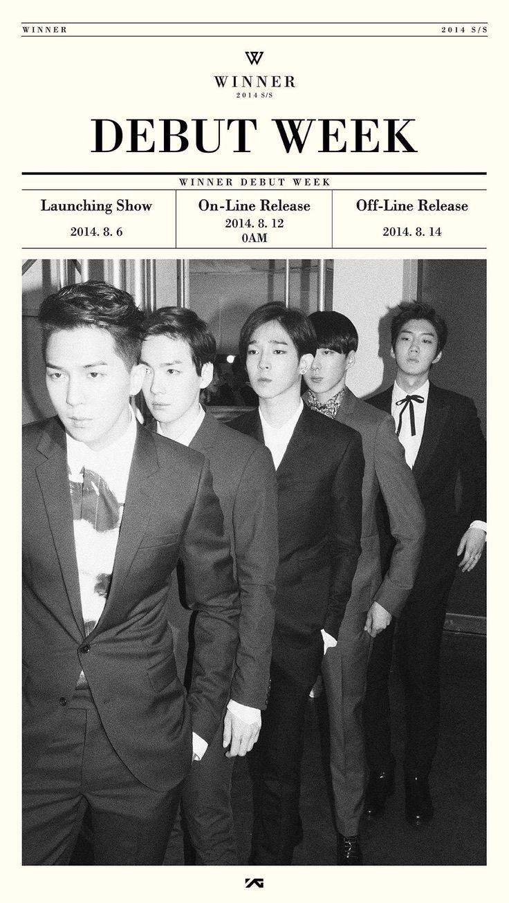 YG Entertainment reveals album release dates for WINNER's debut! | allkpop.com