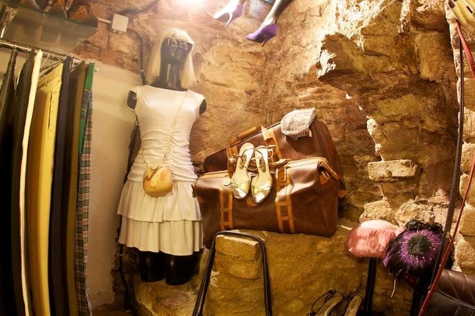 For the best in vintage clothing, check out the Barcelona neighborhood of El Born!