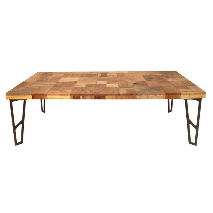 Aurelle Home Reclaimed Coffee Table