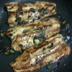Easy recipe trout