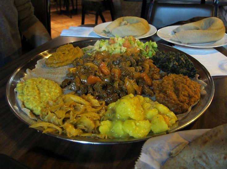 Keren Restaurant & Coffee Shop Eritrean food in Washington, DC
