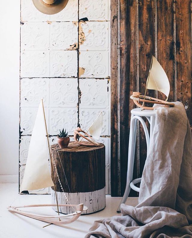 A range of boats by the inimitable @elisecameronsmith in store now. This beautiful styling by @taper_jean_girl and photography by @lynden_foss for @citizens__of__style. On set at @nestemporium  The perfect gift! #elisecameronsmith #citizensofstyle #illawarra #illawarramade #wollongongdesign #wollongong #nestemporium #shoplocal #shopthirroul #shopsmall #thirroul #notavailableatchainstores #boatbuilder