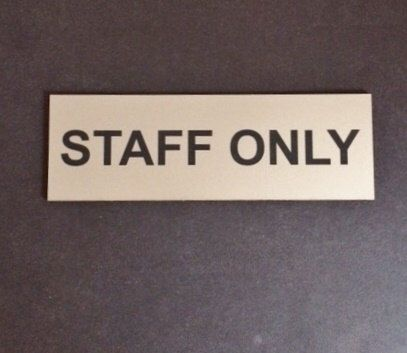 """Office Door sign, name plaques, office sign, Acrylic, 9 x 3"""",  plaque, laser engraved, metal finish, singage,custom, personalized, by StoneEffectsMD on Etsy https://www.etsy.com/listing/218776179/office-door-sign-name-plaques-office"""