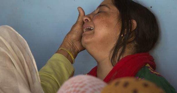 Φρίκη στην Ινδία: Βίασαν γυναίκα και μετά συνέθλιψαν το κεφάλι της με τούβλα