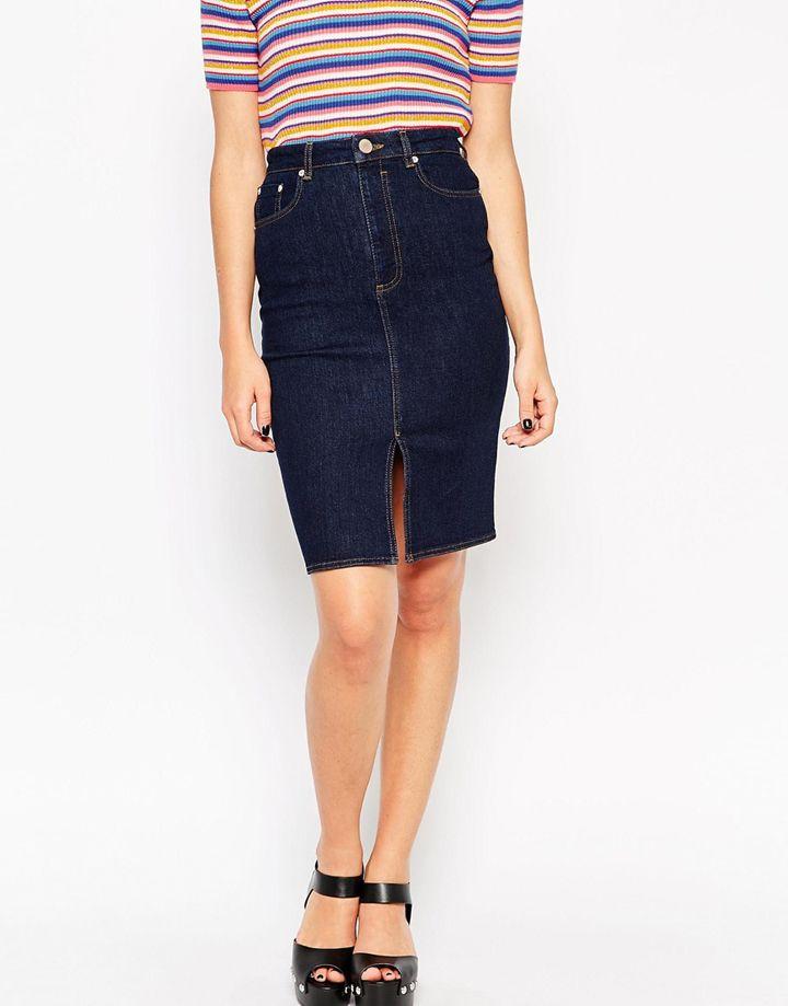 Gonne in jeans: 12 modelli imperdibili! | Impulse