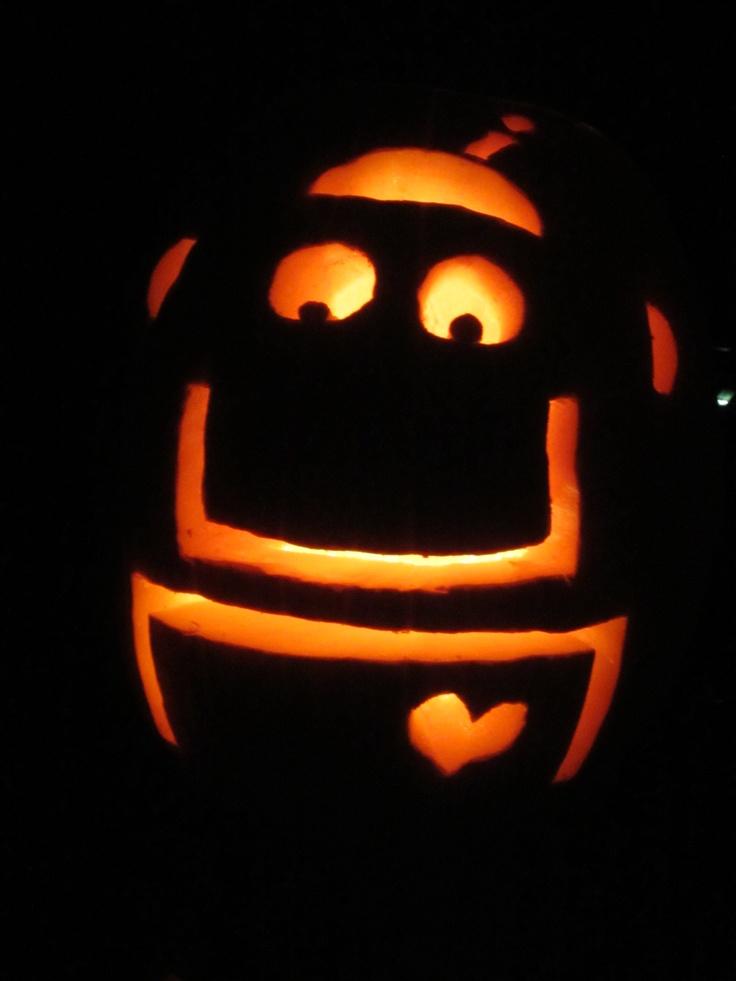 Robot Pumpkin  With Images