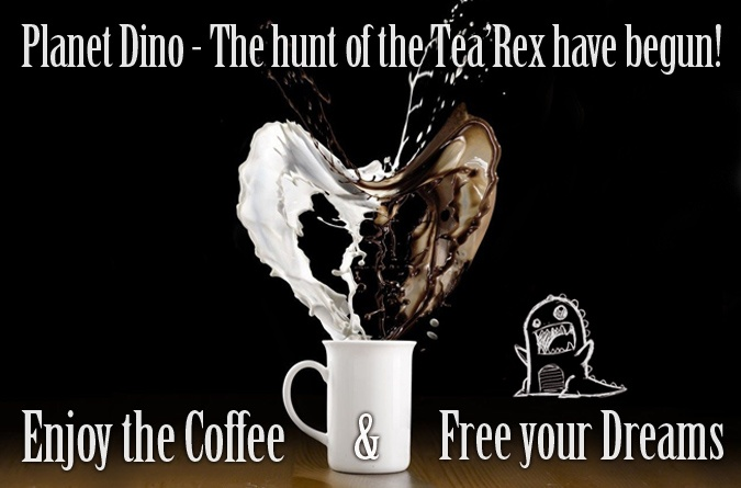 The Tea'Rex Hunt