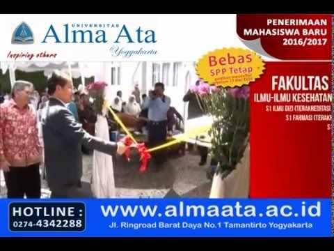 Iklan Videotron - Univ Alma Ata Yogyakarta