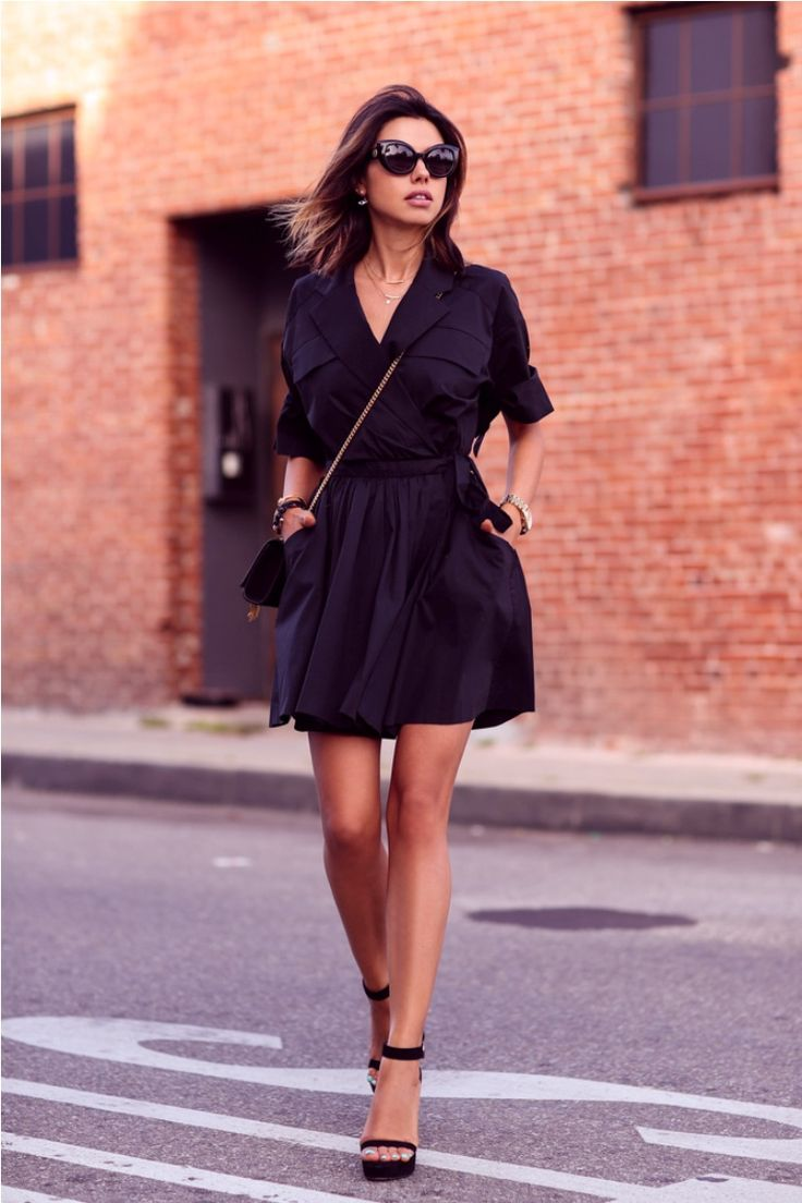 Black dress 12 months in french
