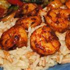 Cajun Shrimp: Food Recipes, Fish Seafood, Meals, Cajun Shrimp Recipes, Garlic Powder, Healthy Shrimp, Shrimp Grits, Indonesian Food, White Rice