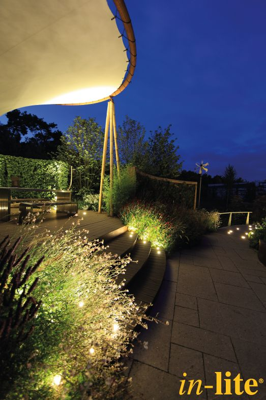 in-lite at Floriade | Outdoor lighting | 12V | LED | Buitenverlichting
