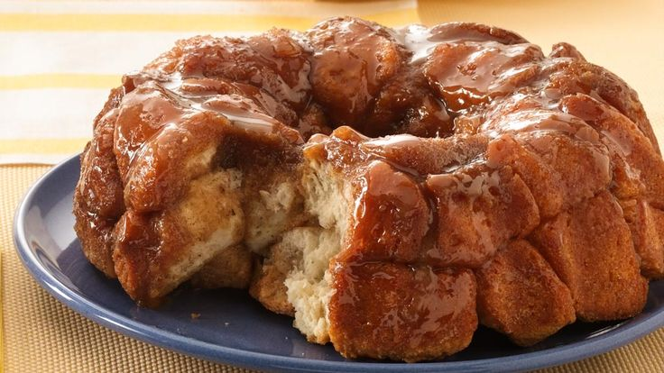 There's only one word for monkey bread, the cinnamon, caramely pull-apart: Irresistible. See just how easy it is to make.