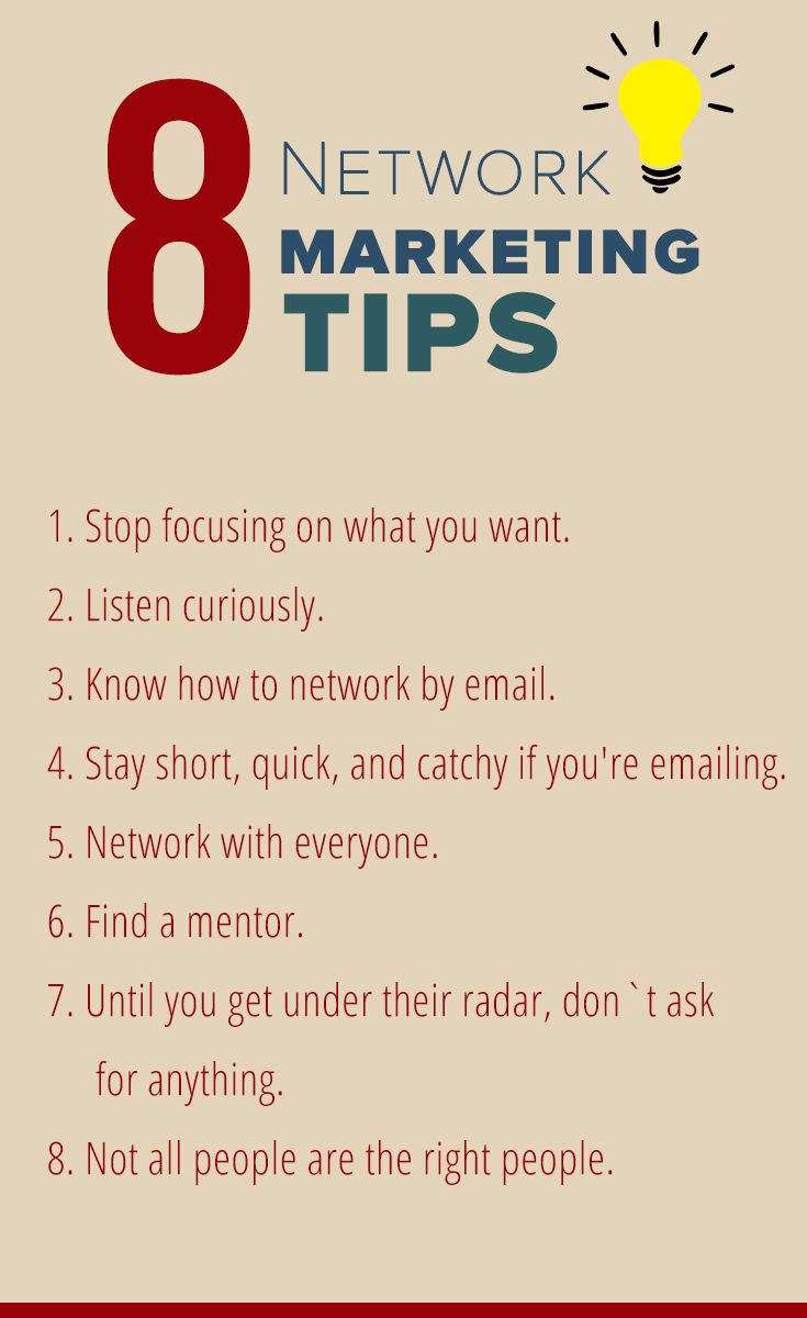 Try these Network Marketing Tips