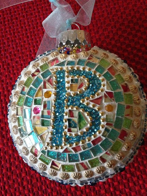 Mosaic Ornament by trumosaics11 | 43 DIY and crafts ideas ...