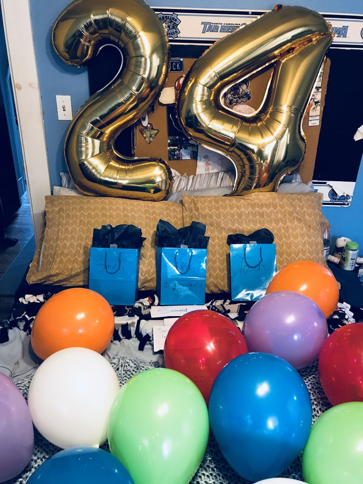 Boyfriend Birthday Surprise