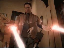 Healing Beam Emission - project beams of healing energy  Leo Wyatt (Charmed)