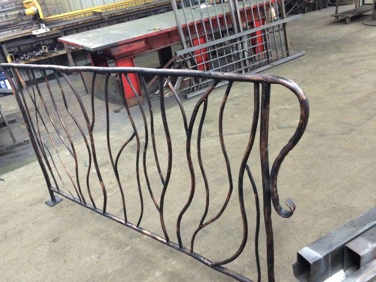 Les 25 meilleures id es de la cat gorie rampe escalier fer forg sur pinterest rampe d for Rambarde fer forge