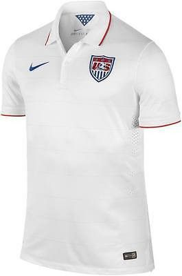 Leon 1112 Home Soccer Nike usa authentic players home jersey fifa world cup  brazil 2014 ... e2e38f08b