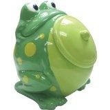 Frog Cookie Jar.