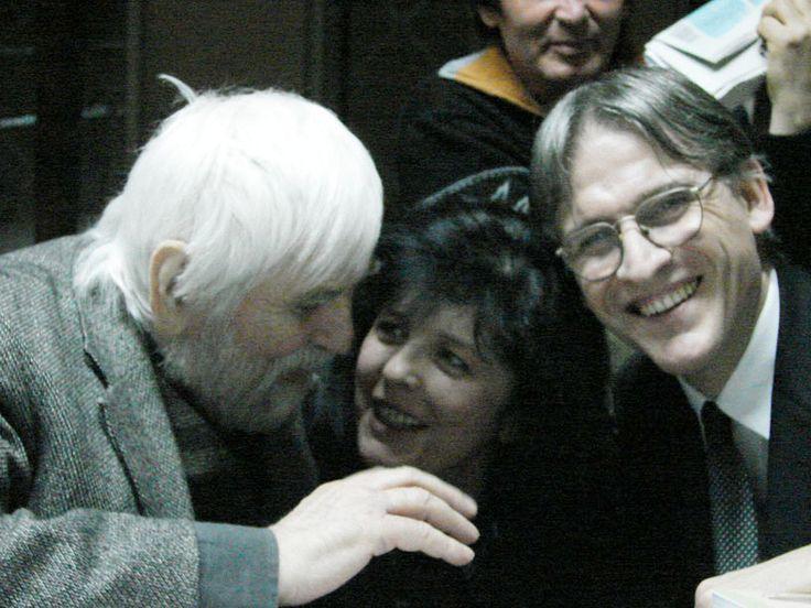 Marcel Tolcea, Mihaela Schiopu & Petre Stoica