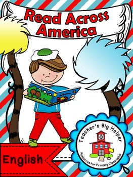 Read Across America   Click below for a video preview https://youtu.be/g6JJIZ76_Zo