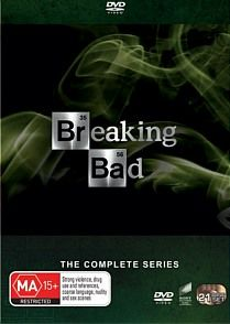 Breaking Bad complete series JB Hi Fi - $152