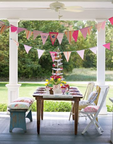 Dream Box: How To Make..... Bunting